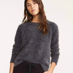 Lou & Grey for LOFT Frosty Sweater Gray Small
